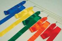 Rhythmikbänder Profi, 5er Set, 300cm