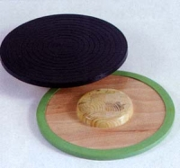 Holz-Balancekreisel 4,2cm hoch
