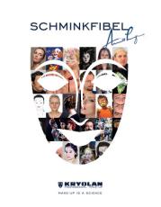 Kryolan Schminkfibel