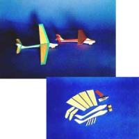 Bausatz zwei kleine Segelflieger
