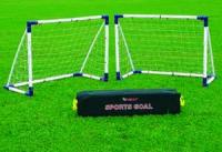 Mini-Soccer-Goal 2er Set