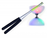 Leucht-Diabolo Set