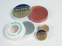 Aquacolor Schminke 12gr/8ml Metallic