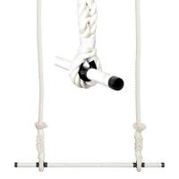 Trapez Duo, 85cm breit, weiß