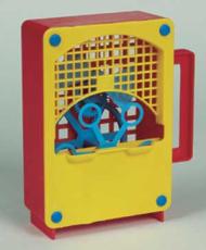 Pustefix Kurbelix Seifenblasenmaschine