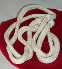 Ein Seil und vier Enden